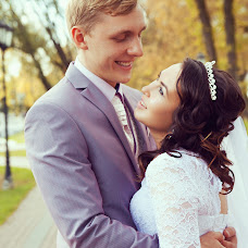 Wedding photographer Kseniya Kosyreva (ageenkova). Photo of 04.04.2016