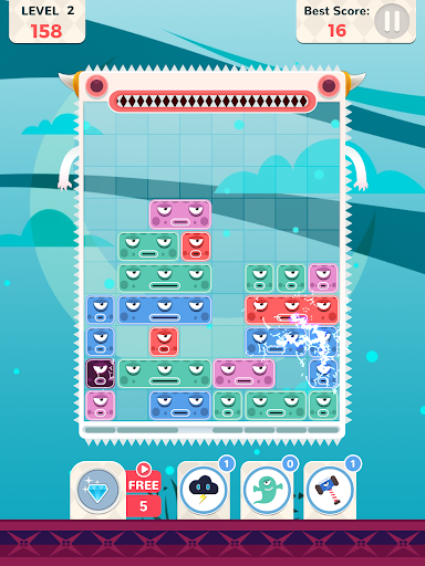 Slidey Block Blast screenshot 21