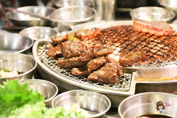 台北東區 新麻蒲海鷗 韓國烤肉 醬燒牛排骨必吃美味 韓式料理口味多樣