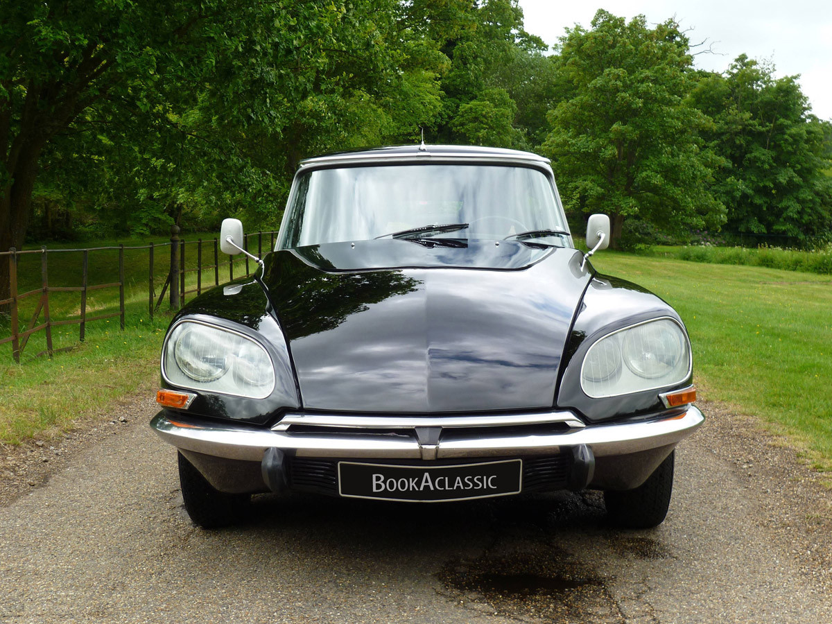 Citroen Ds21 Hire Tunbridge Wells