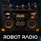 Robot Radio - Shoutcast Player icon