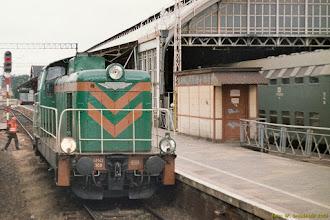Photo: SM42-308 {Wrocław Główny; 2003-06-22}