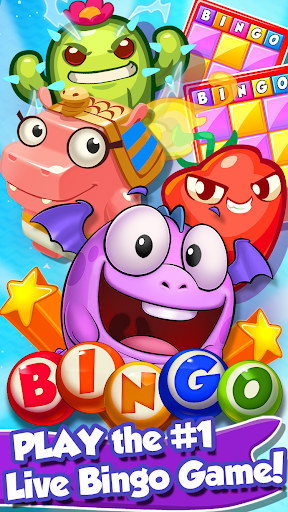 Bingo Dragon - Free Bingo Games apkmr screenshots 1