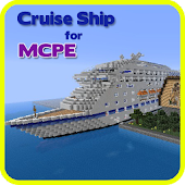 Ocean Cruise Ship for MCPE