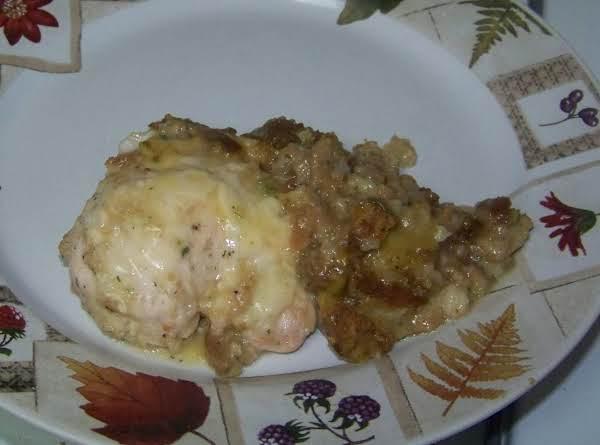 Swiss Chicken Supreme Recipe