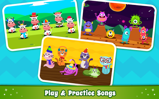 Baby Piano Games & Music for Kids & Toddlers Free 3.0 screenshots 13