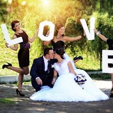 Wedding photographer Vladimir Boklach (ArdeaSt). Photo of 29.10.2014