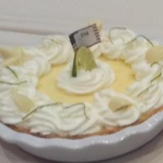 Sittin On A Sandbar Key Lime Pie