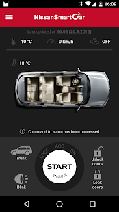 Nissan SmartCar- screenshot thumbnail