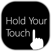 Hold Your Touch