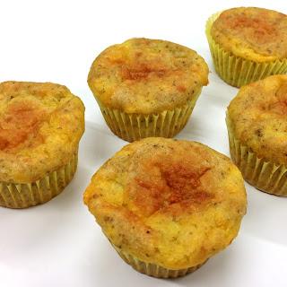 Grain Free Cheesy Oregano Muffin Recipe