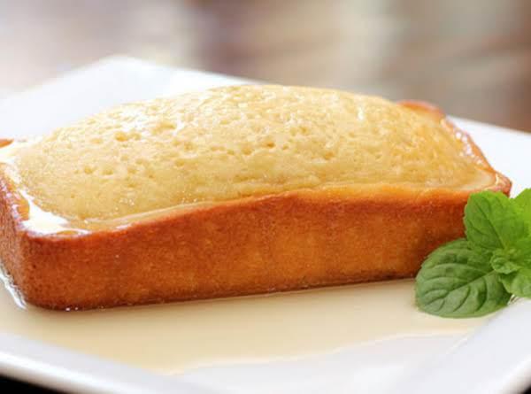 5 Extract Pound Cake