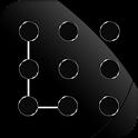 AppLock Theme Black icon