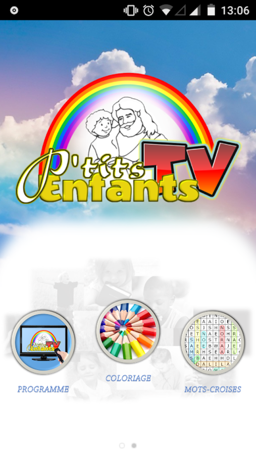 P'tits enfants TV- screenshot