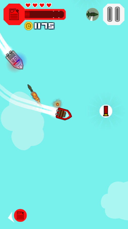 Boat Battle- screenshot