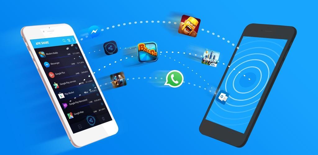 Download 📲Bluetooth App Sender, Easy Uninstaller 🎁PRO🔑 APK latest