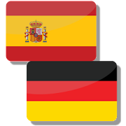 App Icon for Spanish - German offline dict. App in Czech Republic Google Play Store