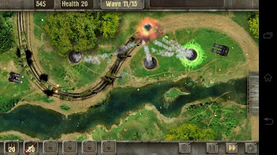 Defense Zone HD Lite- screenshot thumbnail