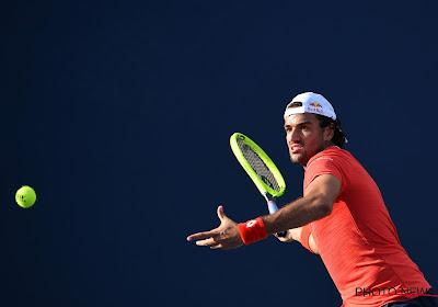 Berrettini klopt Tsitsipas in finale op Ultimate Tennis Showdown na 'sudden death'