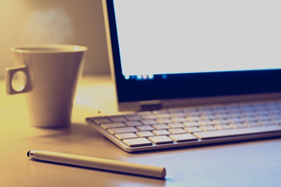 Laptop, Computer, Technology, Electronics, Table, Work