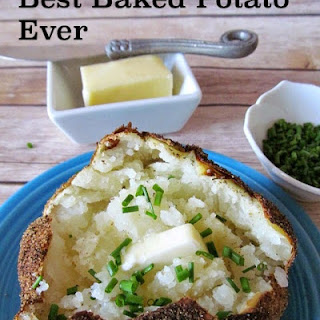Best Baked Potatoes Ever.
