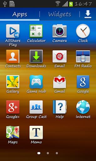 Segoe Print FlipFont screenshot 2