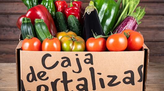 Tu sitio web con una amplia gama de hortalizas y frutas tropicales