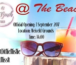 1 Sept : Opening van At The Beach : Weiveld