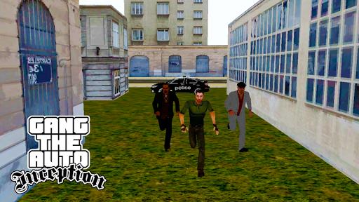 Gang The Auto: Inception  captures d'u00e9cran 2