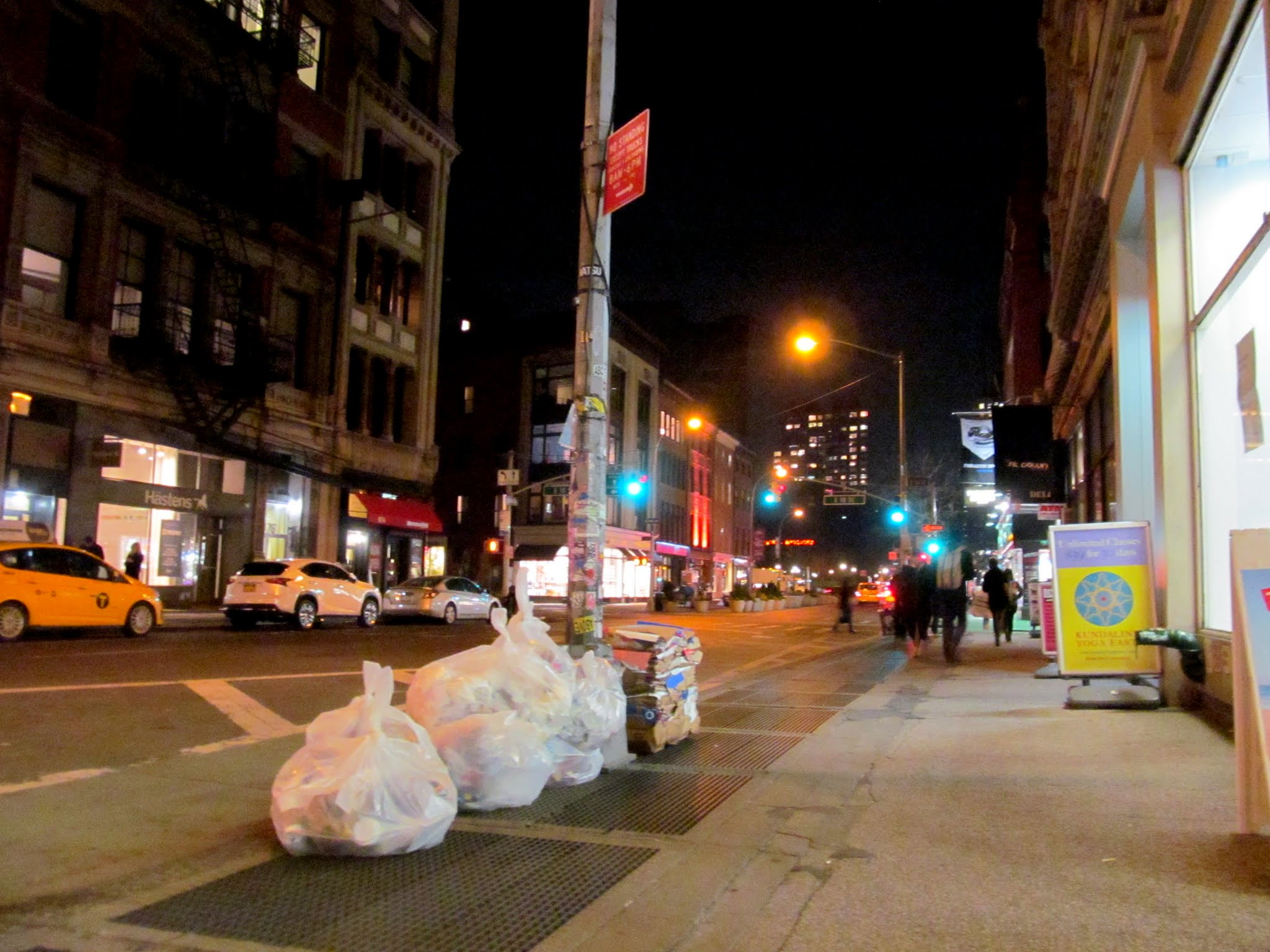 Photo: Broadway between 18th and 19th streets