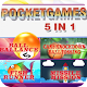 Download Pocket game 5 in 1 For PC Windows and Mac