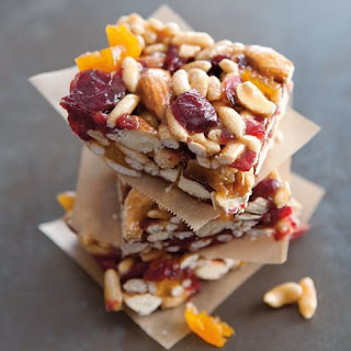 Chewy Fruit and Nut Bars Recipe