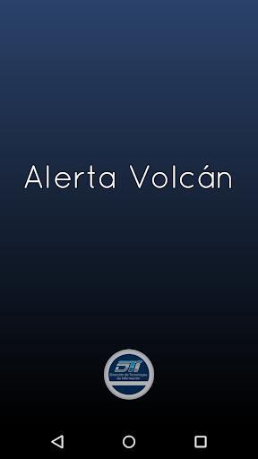 Alerta Volcán