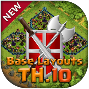 TOP Maps COC TH10 for PC