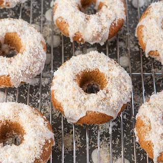 Coconut Glazed Donuts