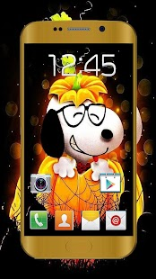 Snoopy-Cartoon Wallpaper HD - náhled