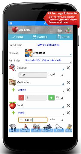 玩免費醫療APP|下載Health Tracker: Diabetes app不用錢|硬是要APP