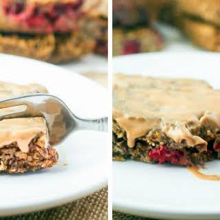 Cranberry Date Quinoa Breakfast Bars.
