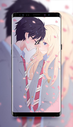 Anime Couple Wallpaper 1.0 screenshots 5