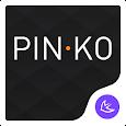Pinko theme for APUS Launcher icon