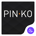 Pinko theme for APUS Launcher