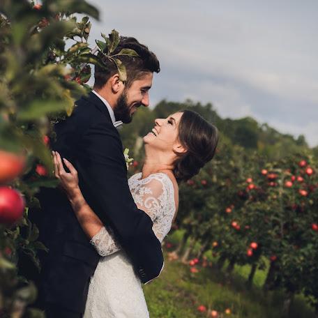 Wedding photographer Joanna Frąckowiak (jfrackowiak). Photo of 17.09.2017