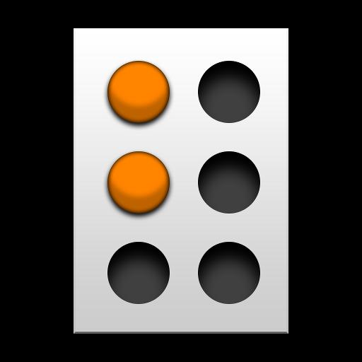Google BrailleBack Icon