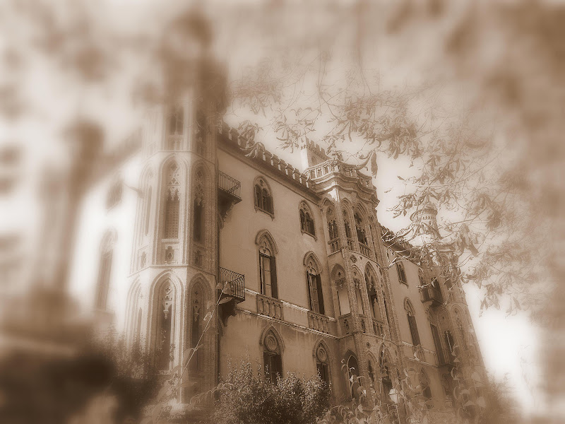 castello da fiaba di Naldina Fornasari