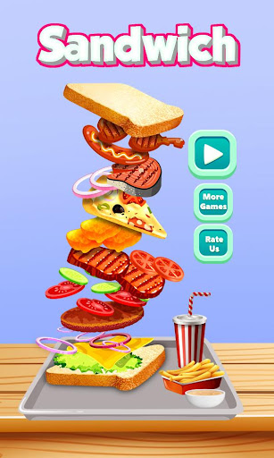 Delicious Silly Sandwich Master! android2mod screenshots 1