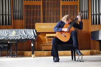 Photo: Złota Gitara Koncert Laureatów Akademia Gitary Poznań 2013fot. DeKaDeEs