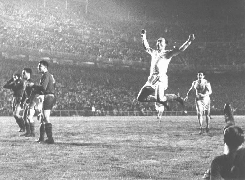 Di Stéfano fue el mejor jugador en los años 50.