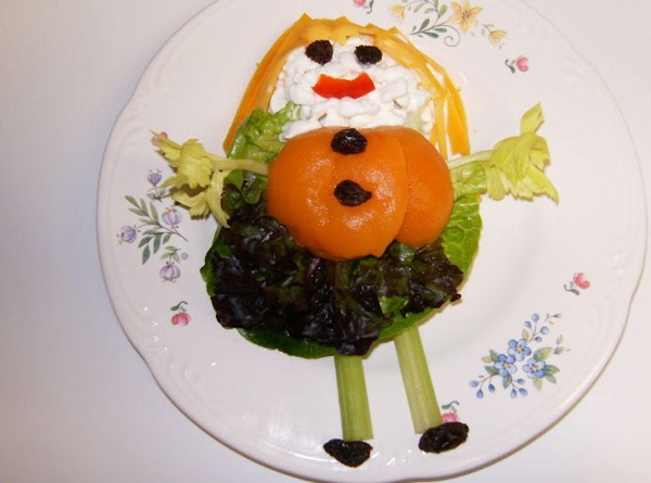 Raggedy Ann Salad Recipe