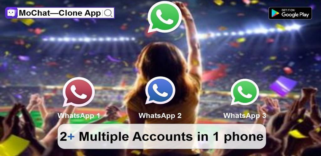 Download MoChat(Clone App)--Clone Multi Parallel Accounts