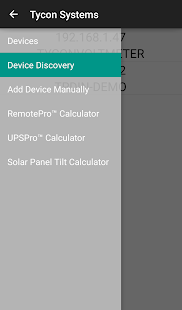 Tycon Remote Power Calculator- screenshot thumbnail